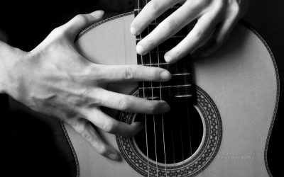 Right and left hand fingerings for Guitar and Bass