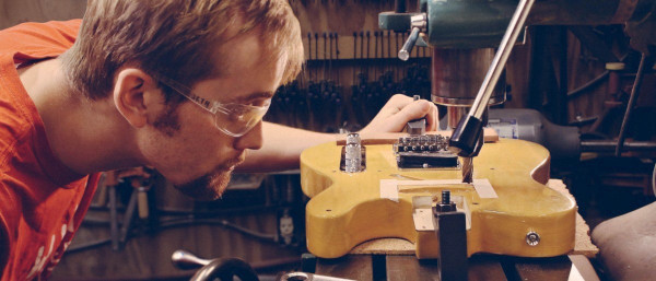 Welcome To The Neighborhood Portland Guitar Repair!